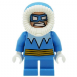 Lego DC mighty micros Captain Cold super hero minifigure 2016